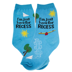 Youth Recess Socks