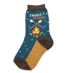 Youth Smores Socks