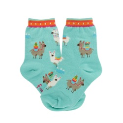 Kids Alpaca Socks