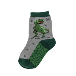 Kids T-Rex Socks