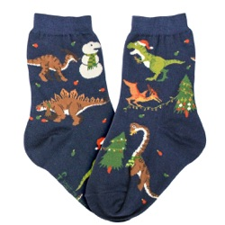 Kids Tree Rex socks