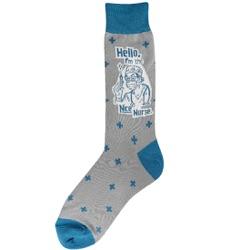 Men's Nice Nurse Socks