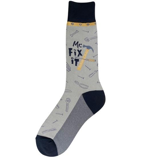 Men's Mr. Fix It Socks