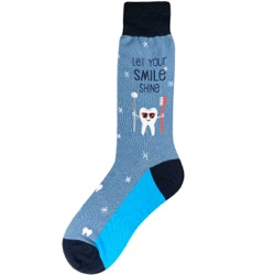 Men's Dentist Socks