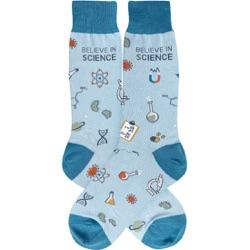 Men's Believe In Science Socks