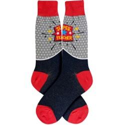 Men's Super Teacher Socks