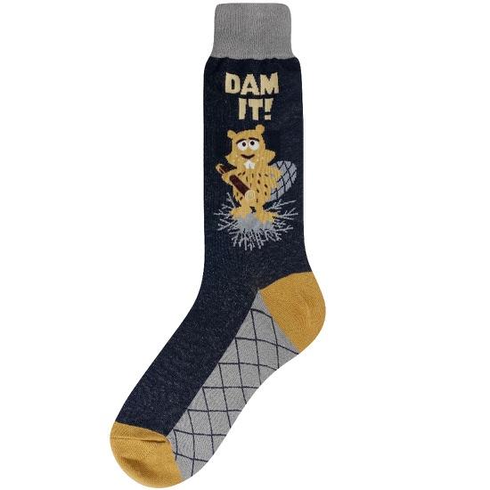 Men's Beaver Socks