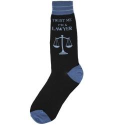 Men's Lawyer Socks