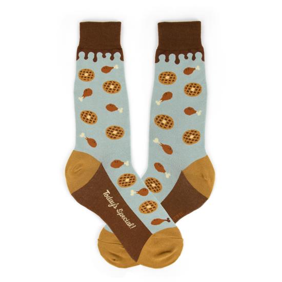Men's Chicken & Waffles Socks