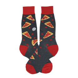 Men's Pizza Slice Socks