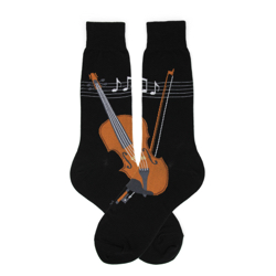 Men's Musical Strings Socks
