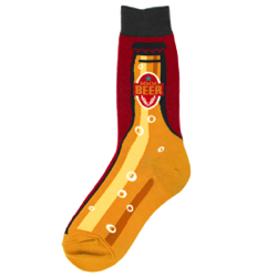 Men's Beer Neck Socks