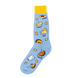 Men's Cheese Socks