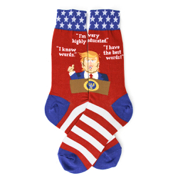 Men's Trump Sock