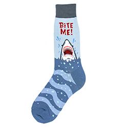 Men's Bite Me Socks