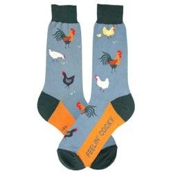 Men's Rooster Socks