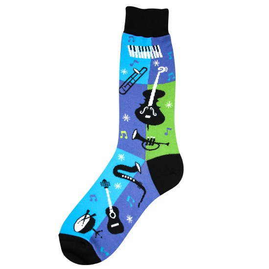 Men's Jazz Socks