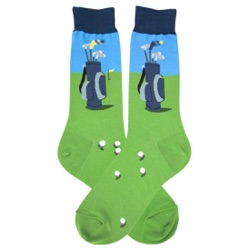 Men's Golfbag Socks