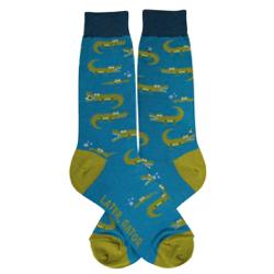 Men's Alligator Socks