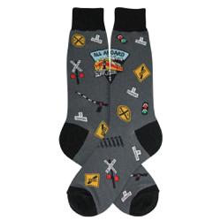 Men's Railroad Socks