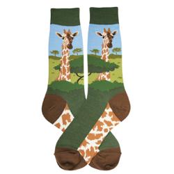 Men's Giraffe Socks