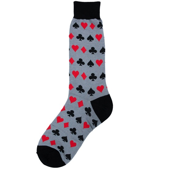 Men's Cards Socks