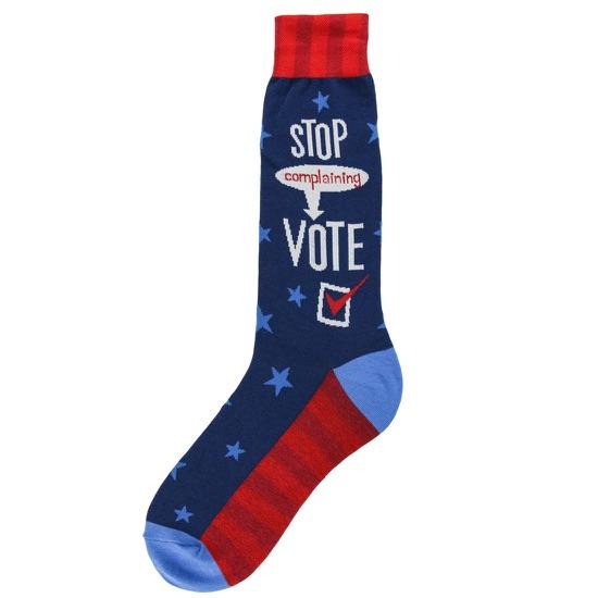 Men's Vote Socks