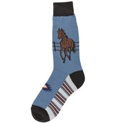 Men's Horse Socks