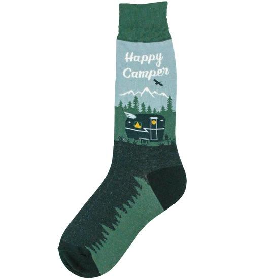 Men's Happy Camper Socks