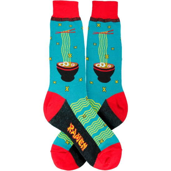 Men's Ramen Socks