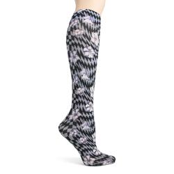 Optic Floral Trouser Socks