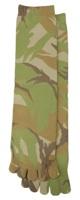 Camouflage Toe Socks