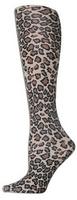 Cheetah Tights-Large/Tall