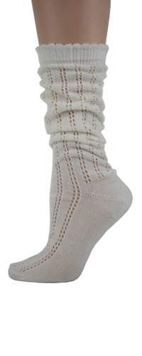 Womens Bootie Slouch Sock