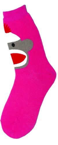 Sock Monkey Women's Socks