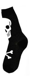 Men's Skull Socks