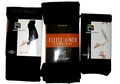 Basic Black Three Pack Footless Tights