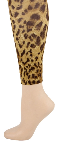 Jaguar Footless Tights