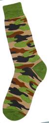 Camouflage Men's Socks