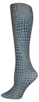 Crocodile Trouser Socks