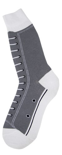 Men's High Top Sneaker Socks