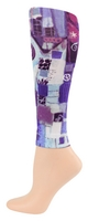 City Art  Footless Tights-Large/Tall