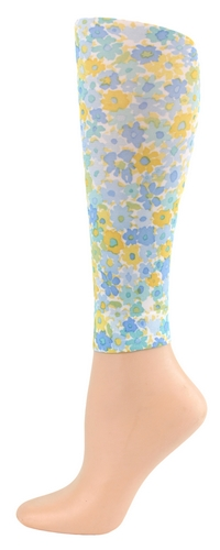 Nancy's Garden Footless Tights-Large/Tall