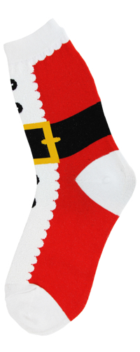 Santa Suit Women's Socks