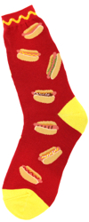 Hot Dogs Women's Socks