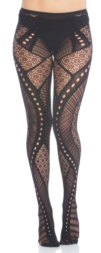 Samba Textured Tights