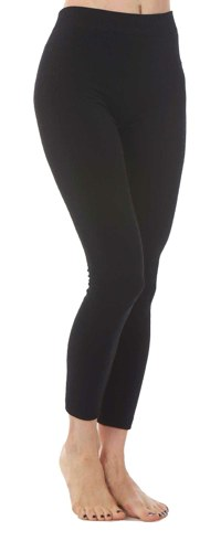Cable Fleece Legging