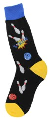 Strike Bowling Women's Socks