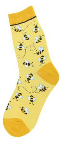 Bumble Bee Women's Socks