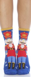 Nutcracker  Slipper Socks